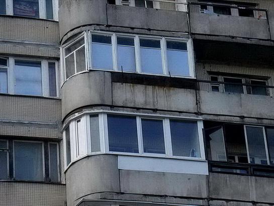 Теплое остекление балконов и лоджий пластиковыми окнами в са.