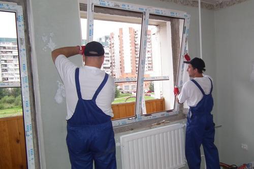 Установка, ремонт, подготовка окон  на зиму в Алматы