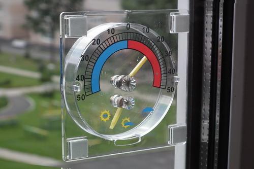 Термометр для окон