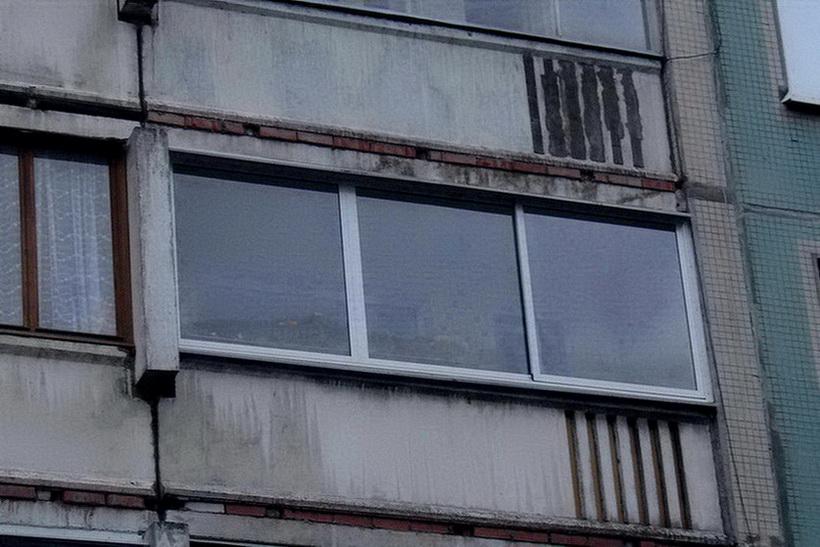 Остекление балконов и лоджий provedal в санкт петербурге..