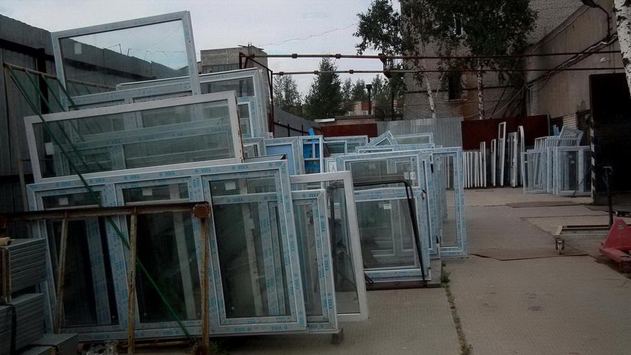 Распродажа дешевых готовых окон